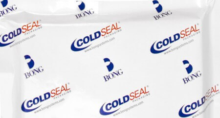 Coldseal Polypaper - laminated self sealing packaging material